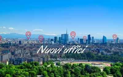 Nuovi uffici: Milano Nord