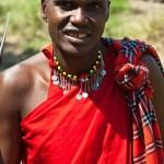 Masai is a Kenyan tribe