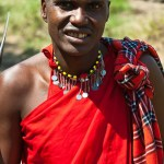 Masai is a Kenyan tribe