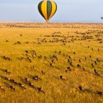 Balloon safari passengers must ensure that they are fit to fly and that they are not suffering from any significant medical condition