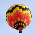The first manned balloon flight travelled for 5.5 miles