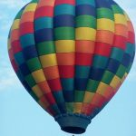 Ballooning is best during the beautiful morning light