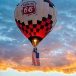 Ballooning is an outdoor sport
