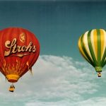 Hot-air balloons are made up of three components: basket, burners, and an envelope