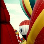 To make the most of the ride a hot air balloon safari is best done at sunrise when the weather is calmest