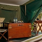 Traditional tented camps are famous for its game-viewing opportunities