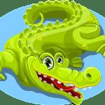 Dwarf Nile crocodiles is said to live in the Sahara Desert and Mali
