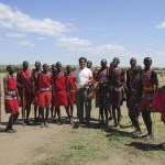 The Masai language Maa originates from the Nilo-Saharan language family