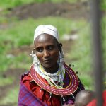 The Maasai tribe speaks Swahili, Maa and English
