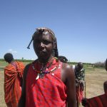 Maasai territory reached its greatest size in the mid 1800's