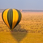 Passengers must ensure that they are fit to fly hot-air balloon