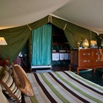 Traditional tented camps deliver exclusive safaris for adventurous families and couples