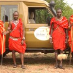 According to the 2009 census there are about 900.000 Maasais living in Kenya