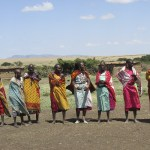 The Maasai are a Nilotic group