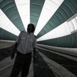 Hot-air balloon flies between 15 to 25 kilometres