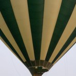 If the wind at the take-off site is above 15 knots the balloon will not fly due to safety reasons