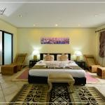Rooms equipped with modern amenities