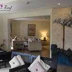Suites equipped with modern amenities