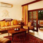 Village Master Suite 1 - sitting area
