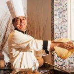 Village chef