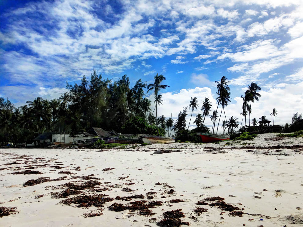 Beach_Watamu marine park