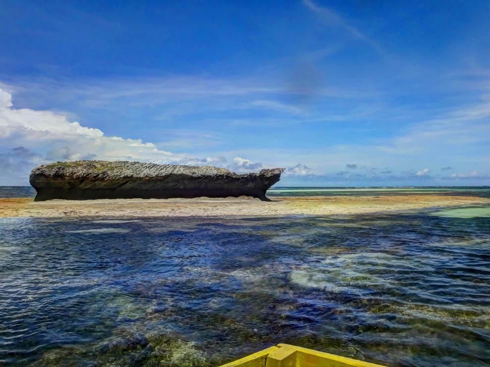 Turtle rock_Watamu marine park