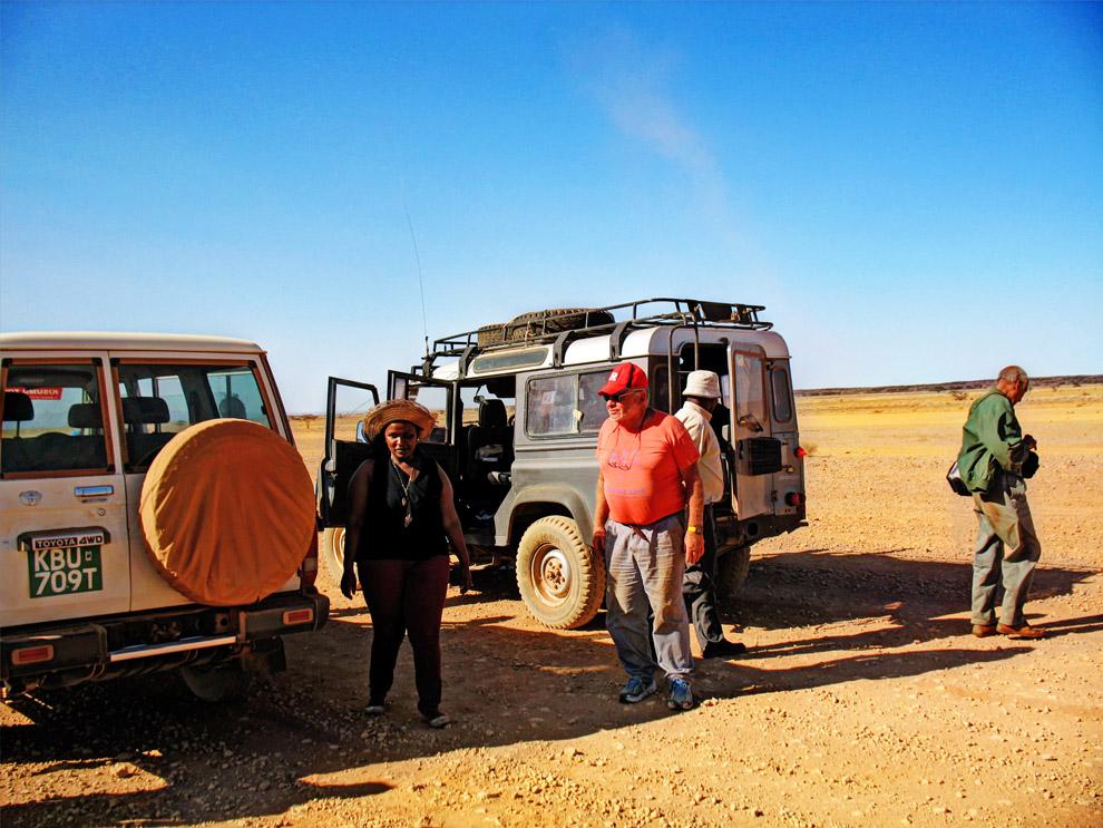 Chalbi Desert_Convoy