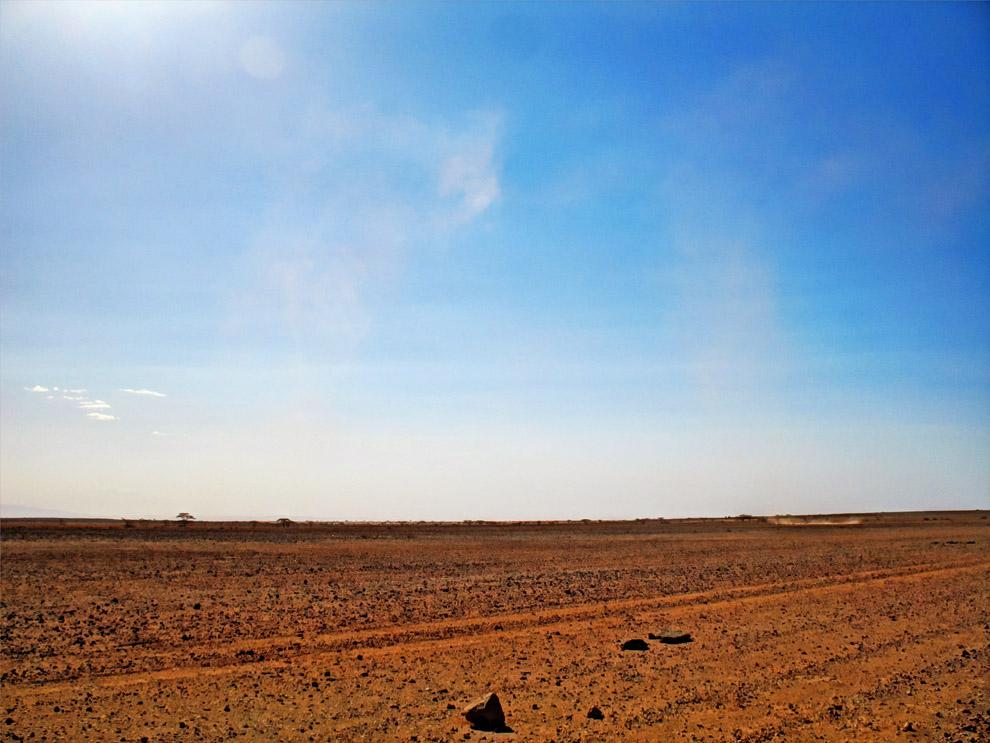 Chalbi Desert_empty terrain