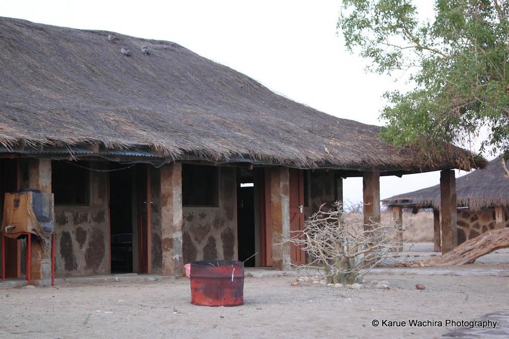 Koobi Fora Camp_Banda_close view