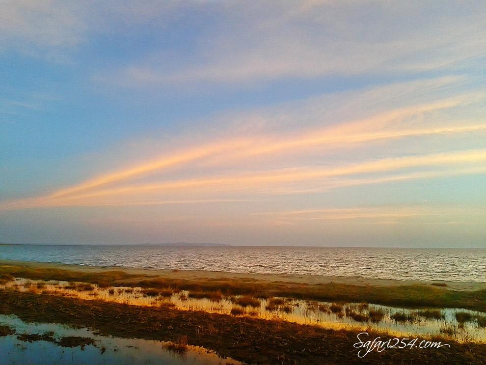 Koobi Fora Camp_Lake Turkana Sunset6