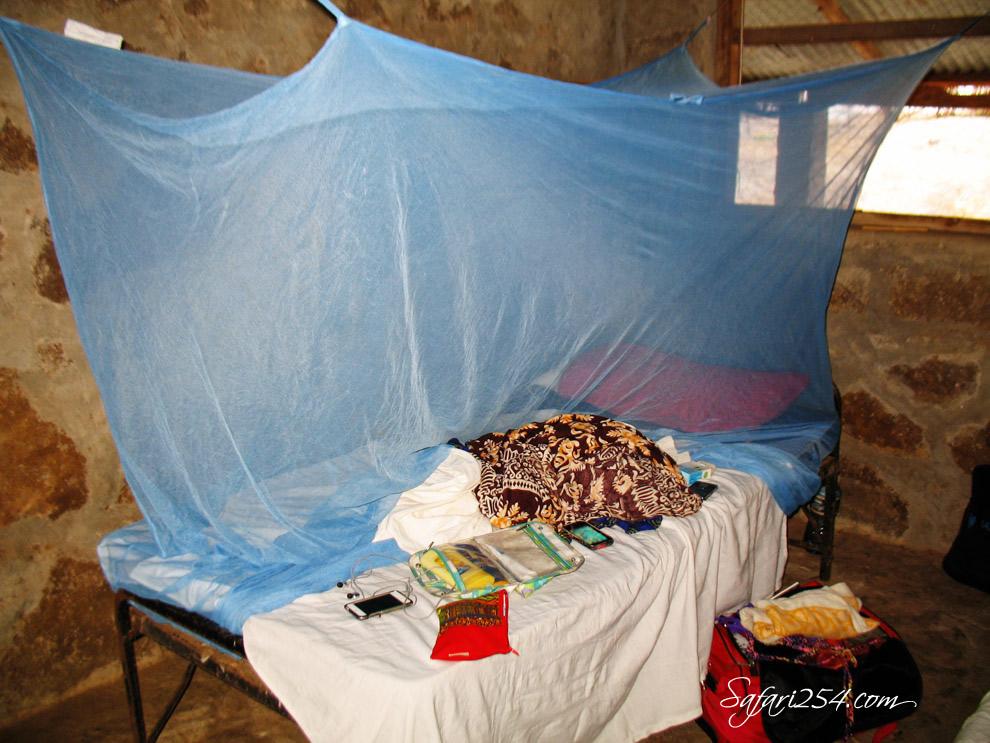 Koobi Fora Camp_My bed