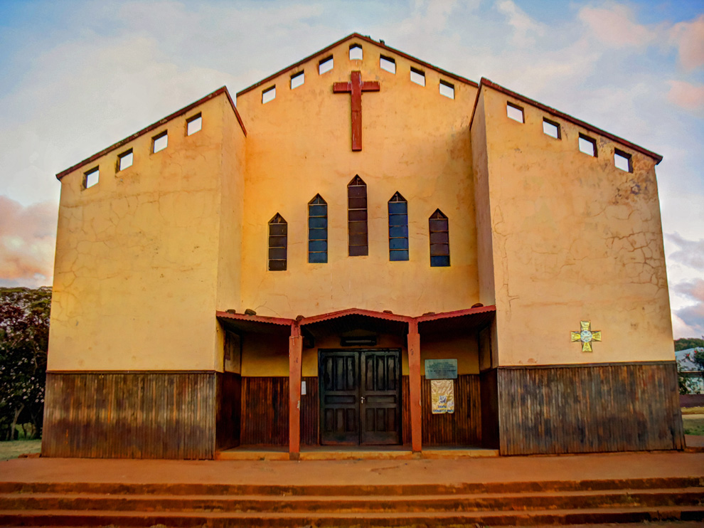 Marsabit Town_Catholic Church1