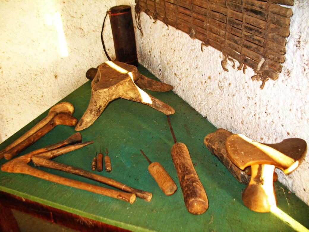 Loiyangalani Desert Museum_artifacts