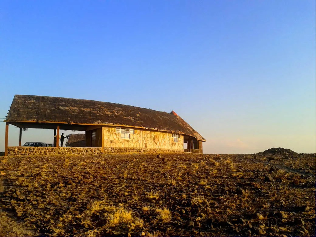Loiyangalani Desert Museum_buiding