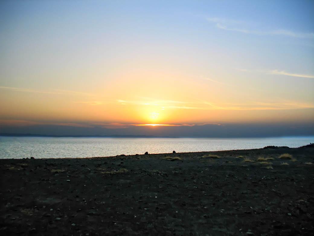 Loiyangalani Desert Museum_sunset7