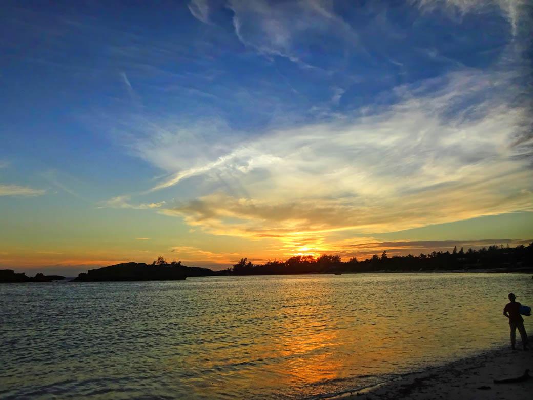 Watamu sunset2