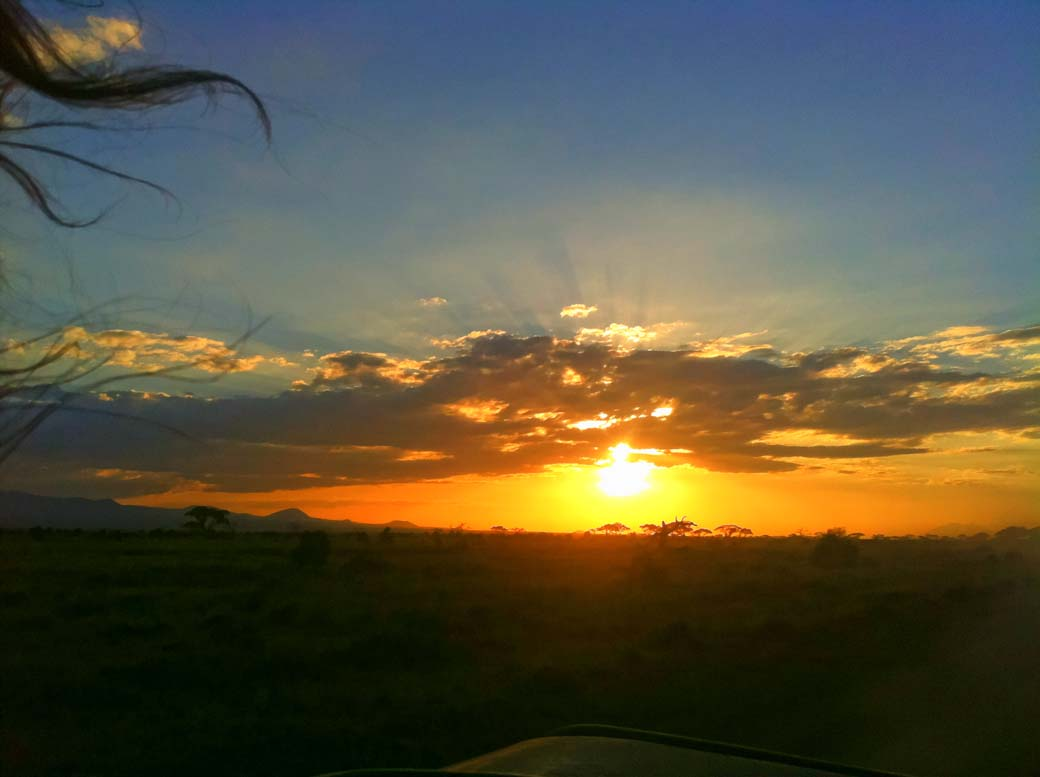 Amboseli National Park_Sunset4