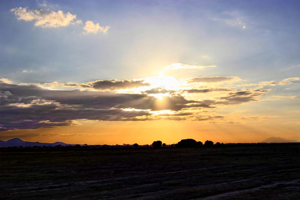 Amboseli National Park_Sunset5