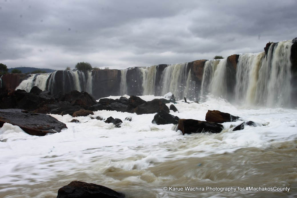 The Fourteen Falls are a sight to behold however the closer you get they lose their allure