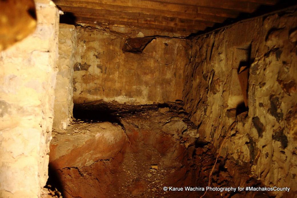 MacMillan Castle_underground bunker4