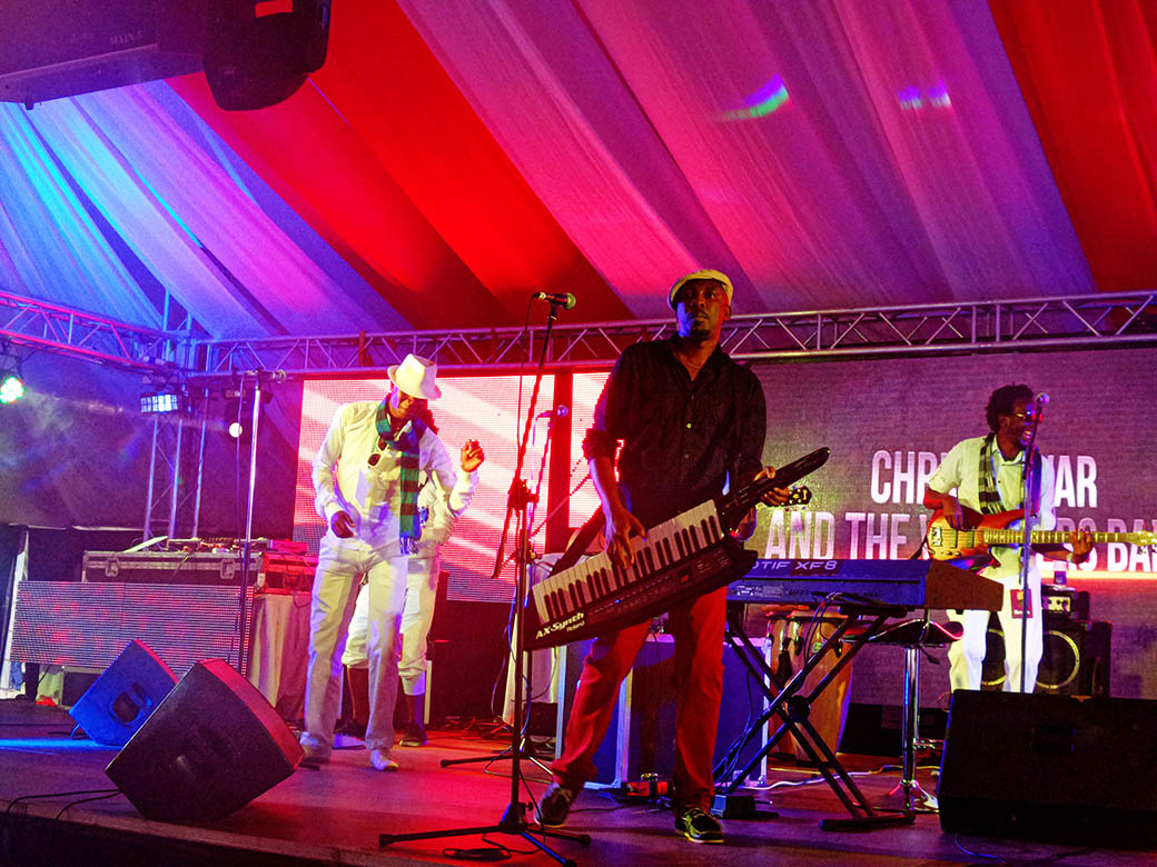 Koroga Festival_The Villagers Band2