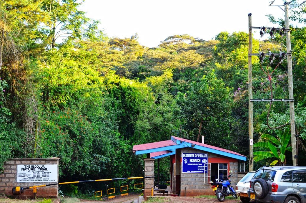 Oloolua Nature Trail_Entrance