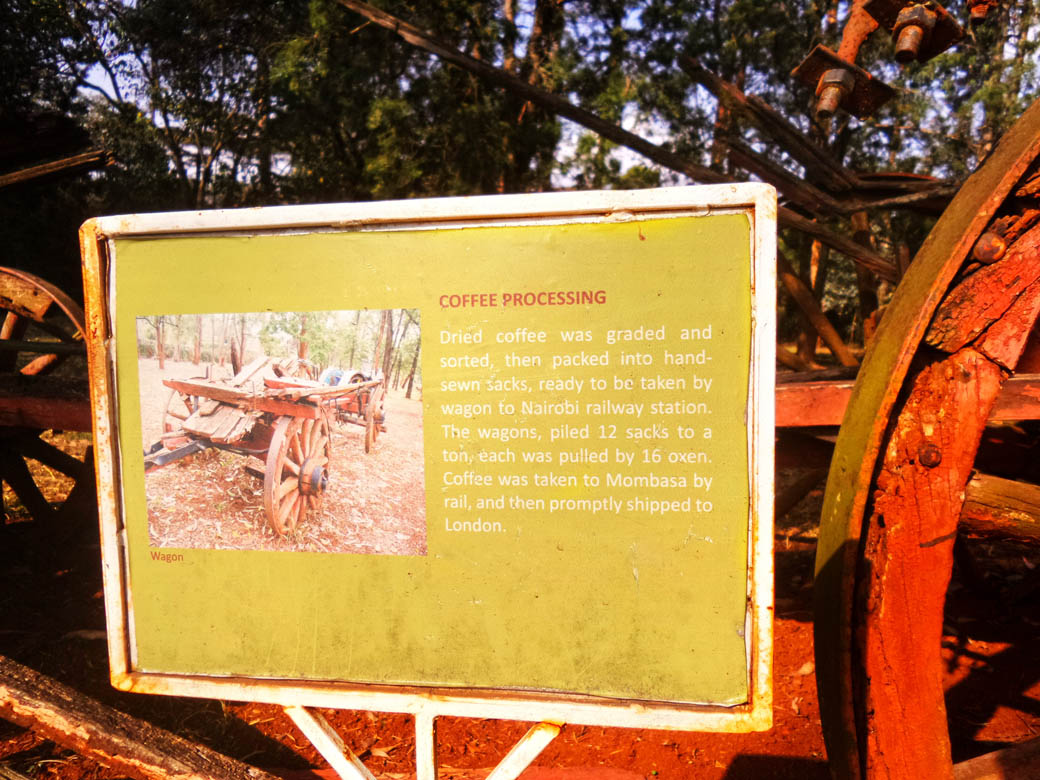 Karen Blixen Museum_Farm equipment