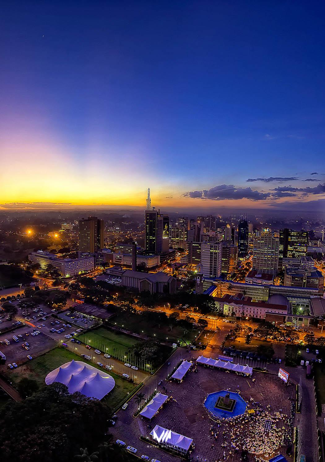 3 unmissable experiences Nairobi_KICC panorama2