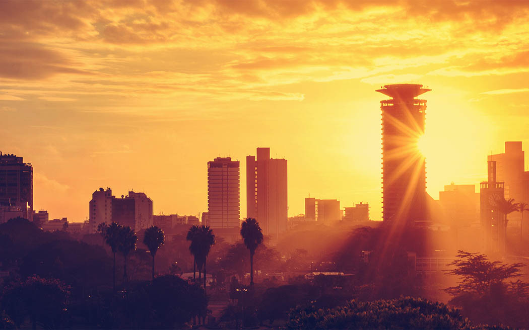 3 unmissable experiences Nairobi_KICC sunset