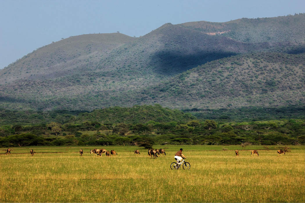 Chyulu Hills_National Park
