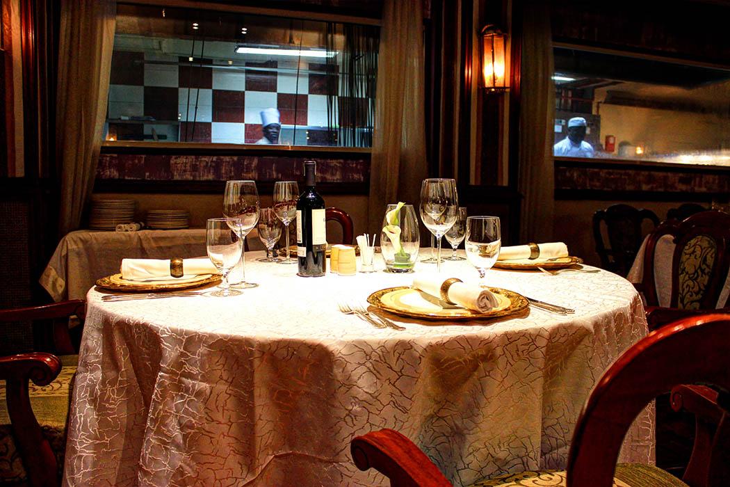 Bhandini Restaurant review_kitchen