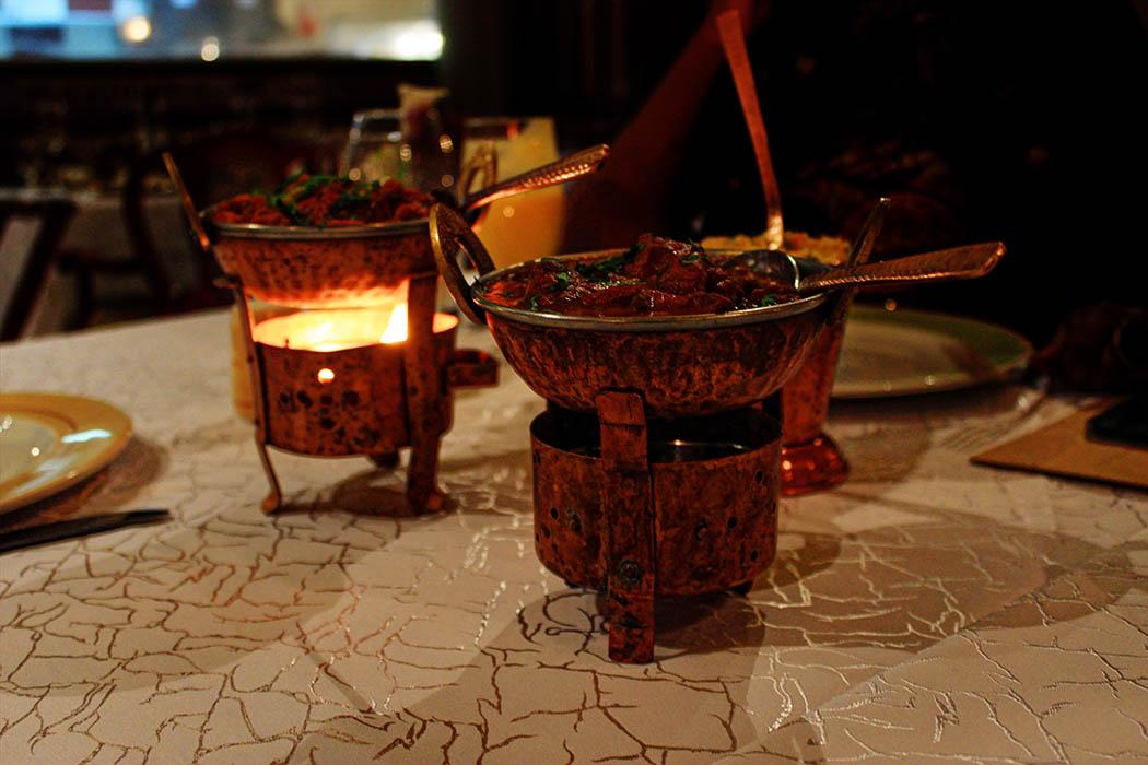Bhandini Restaurant review_main course