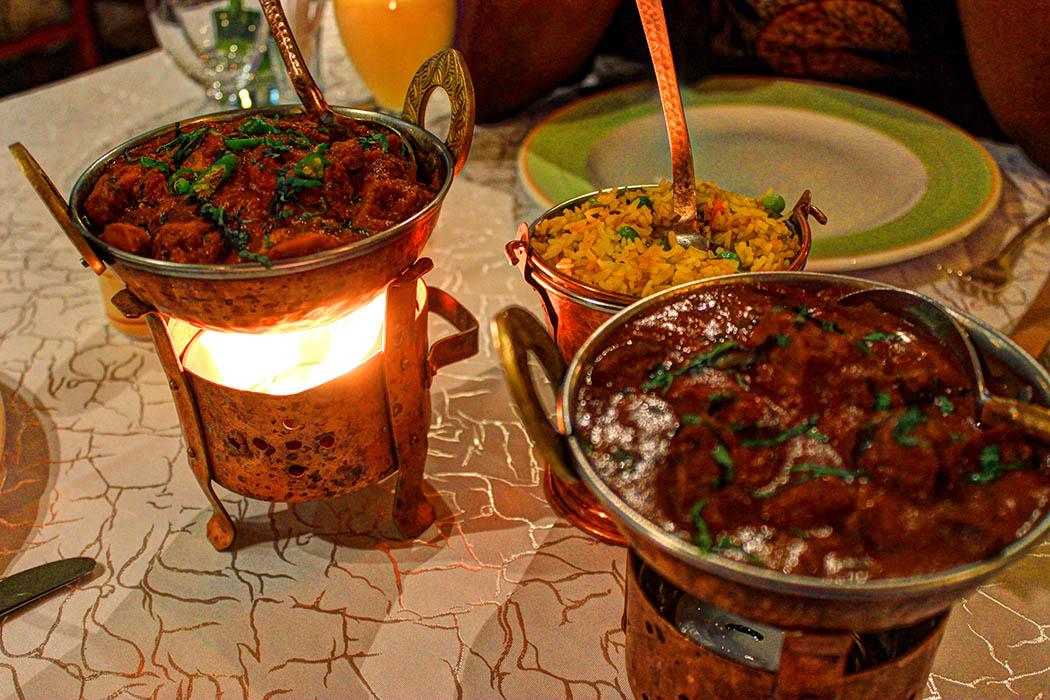 Bhandini Restaurant review_main course2