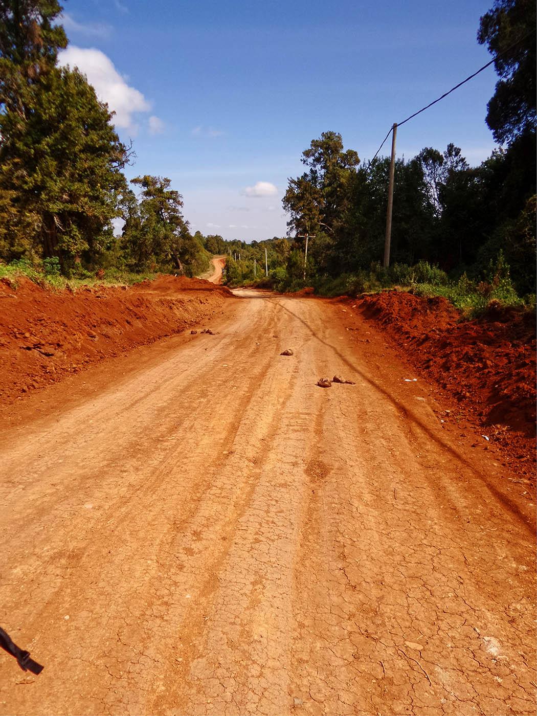 Mount Kenya_Nanyuki route